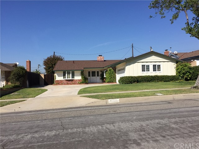 1707 Lark Ellen Drive, Fullerton, CA 92831