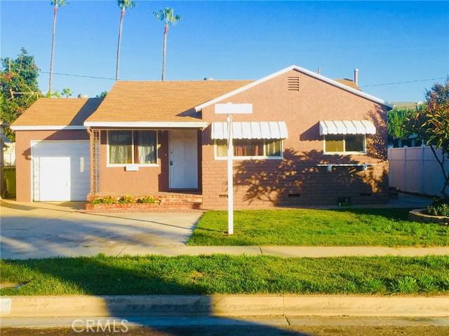 7818 Wellsford Avenue, Whittier, CA 90606