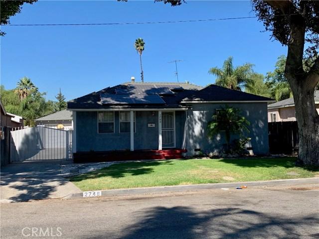 2748 N H Street, San Bernardino, CA 92405