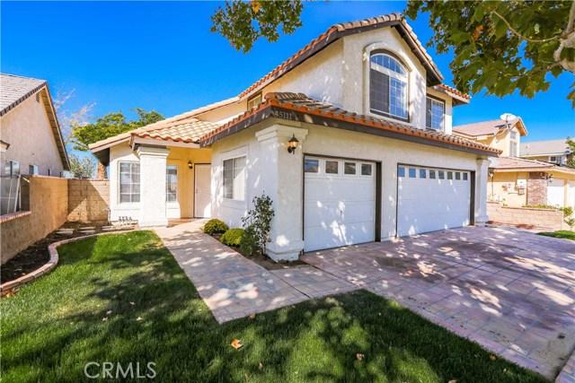 45111 Loma Vista Drive, Lancaster, CA 93535