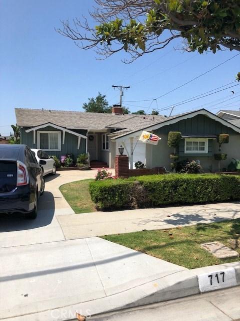 717 W Oakwood Street, Montebello, CA 90640