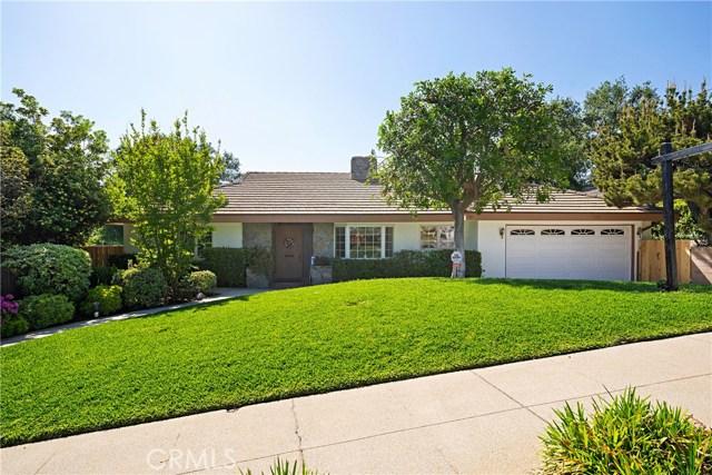 1305 Riviera Drive, Pasadena, CA 91107
