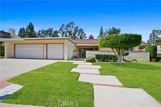 6493 E Via Arboles, Anaheim Hills, California