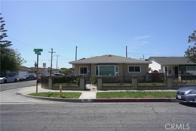 318 E 222nd Street, Carson, CA 90745