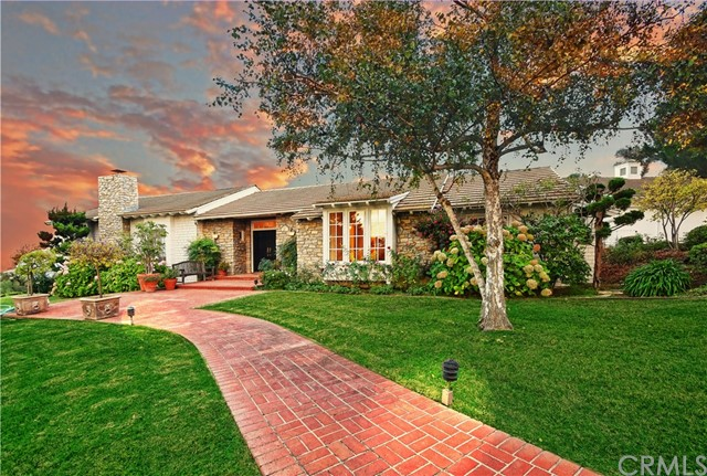 8 Upper Blackwater Cyn Road, Rolling Hills, CA 90274