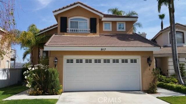 917 S Emanuele Circle, Anaheim Hills, CA 92808