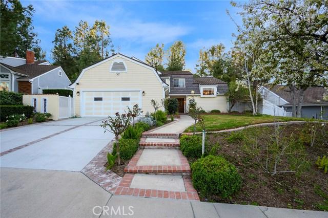 5134 E Greensboro Lane, Anaheim Hills, California