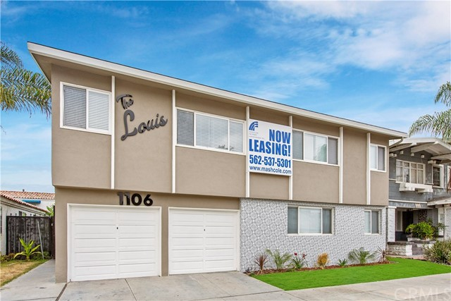 Turnkey asset, fully renovated, operating just below a 5% Cap. 1106 Pacific Ave. is a beautiful, 12-unit asset in Downtown Long Beach made up of (10) 1-bed/1-bath and (2) 2-bed/1-bath units.