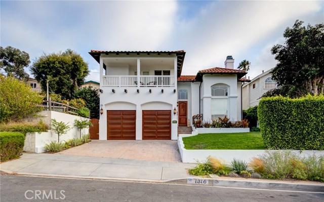 1316 1st Street, Manhattan Beach, California 90266, 4 Bedrooms Bedrooms, ,5 BathroomsBathrooms,For Sale,1st,SB19234655