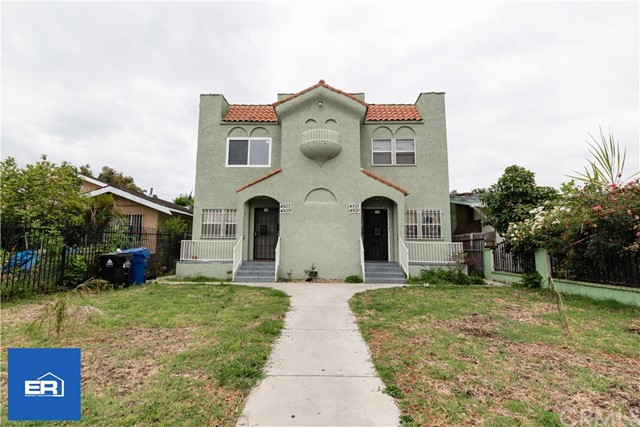 4503 S Gramercy Place, Los Angeles, CA 90062