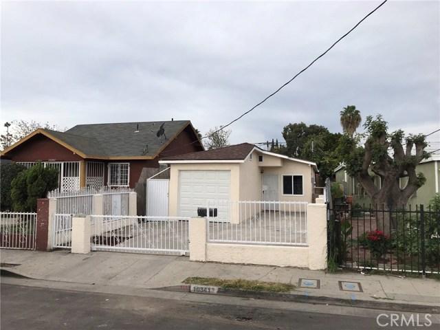 10341 Croesus Avenue, Los Angeles, CA 90002