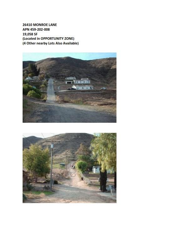 26410 Monroe Lane, Homeland, CA 92548