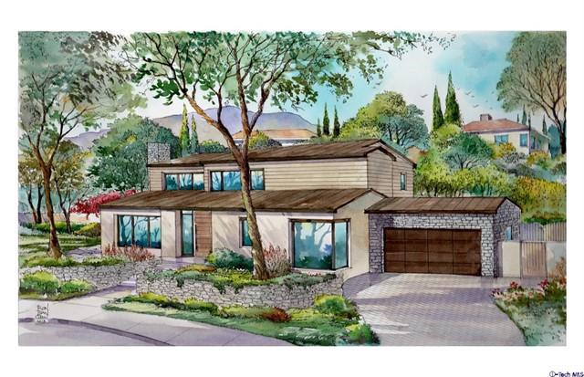 1849 Los Encinos Avenue, Glendale, CA 91208