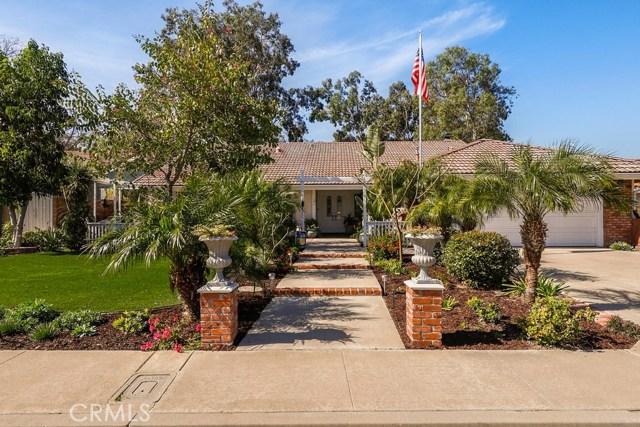 141 S Woodrose Court, Anaheim Hills, CA 92807