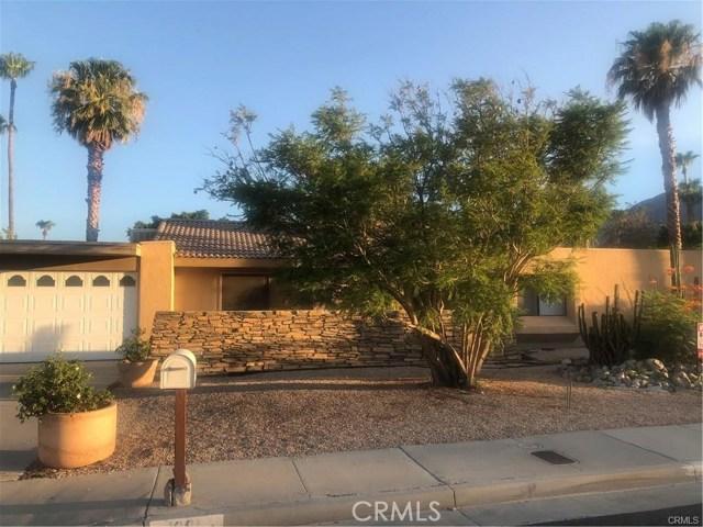 1091 E El Conquistador, Palm Springs, CA 92262