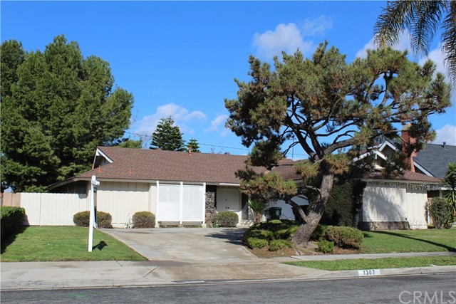 1307 Cypress Point Drive, Placentia, CA 92870