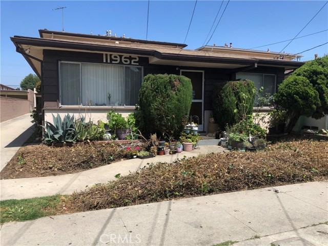 11962 Manor Drive, Hawthorne, CA 90250