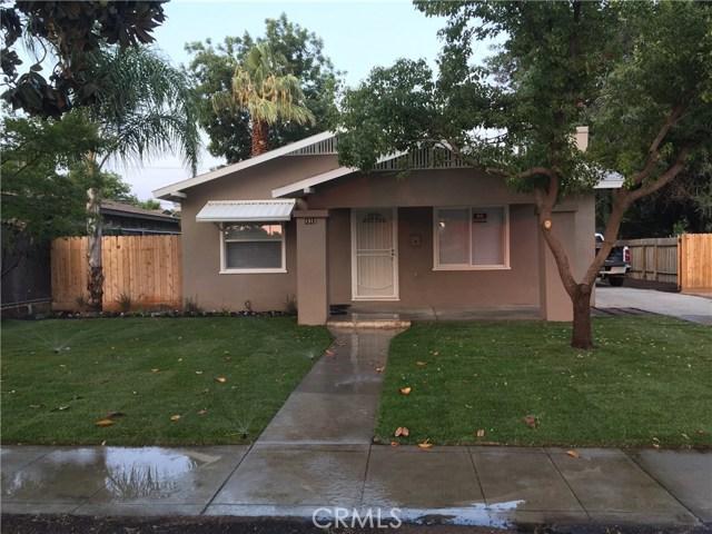 1912 N Fruit Avenue, Fresno, CA 93705
