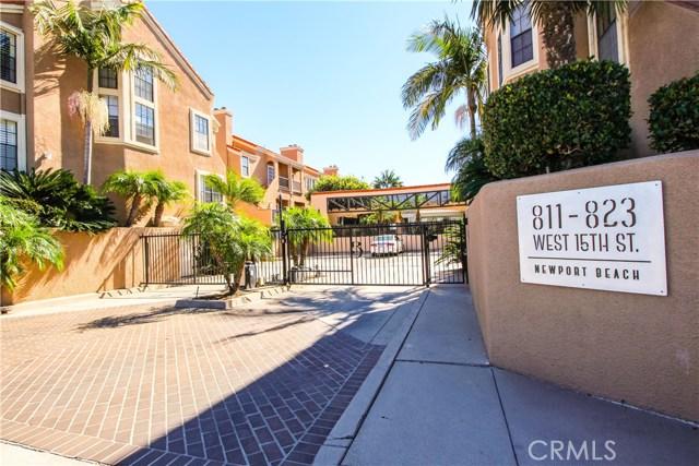 819 W 15th Street 4A, Newport Beach, CA 92663