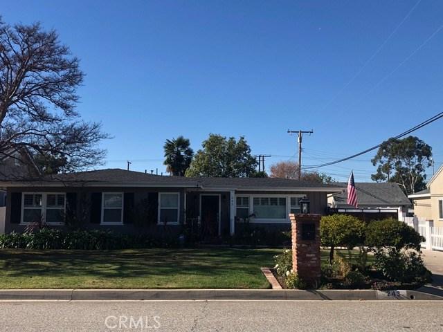 243 N Lang Avenue, West Covina, CA 91790