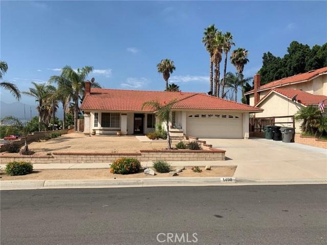 1498 Wyatt Place, Corona, CA 92879