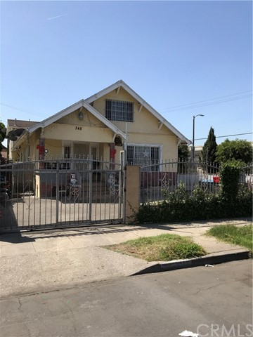 348 W 48th Street, Los Angeles, CA 90037