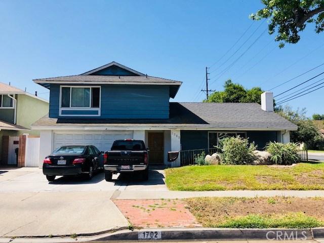 1702 E Fruit Street, Santa Ana, CA 92701