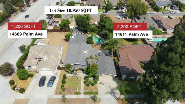 14611 Palm Avenue, Hacienda Heights, CA 91745