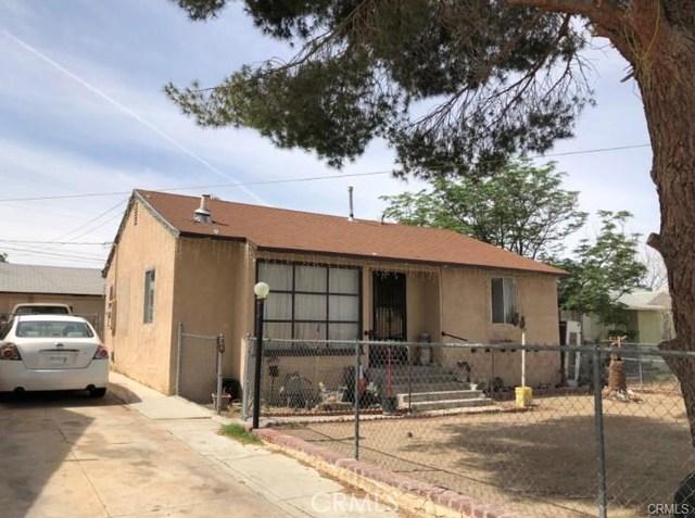 1220 W Buena Vista Street, Barstow, CA 92311