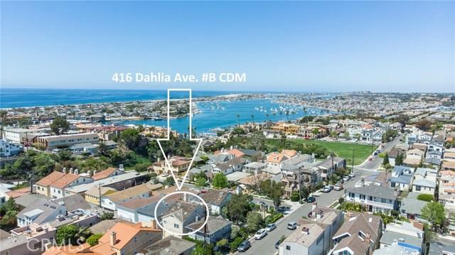 416 Dahlia Avenue A-2, Corona del Mar, CA 92625