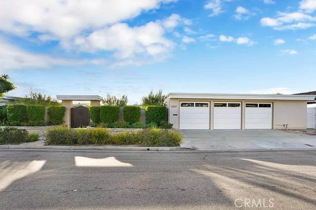 1027 Goldenrod Avenue, Corona del Mar, CA 92625