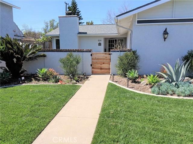 824 S Laurinda Lane, Orange, CA 92869