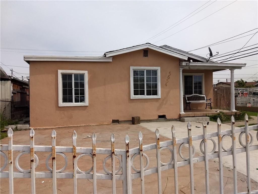 4565 E 53rd Street, Maywood, CA 90270