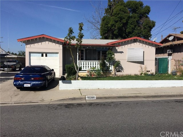 10386 Benson Avenue, Montclair, CA 91763