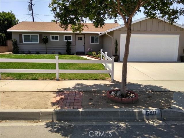 548 E Plymouth Street, Glendora, CA 91740