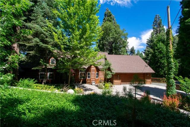 636 Crest Estates Court, Lake Arrowhead, CA 92352