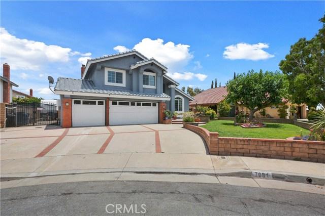 7081 Woodbury Court, Rancho Cucamonga, CA 91701