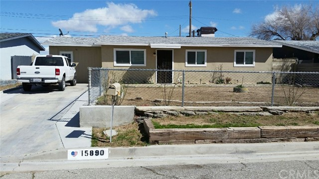 15890 Jean Drive, Mojave, CA 93501