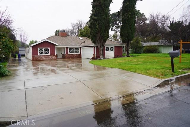 17654 Raymer Street, Sherwood Forest, CA 91325