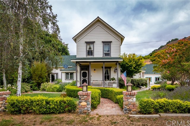 6250  Santa Rosa Creek Road, one of homes for sale in Cambria