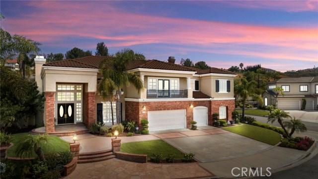 21845  Balantree Circle, Yorba Linda, California