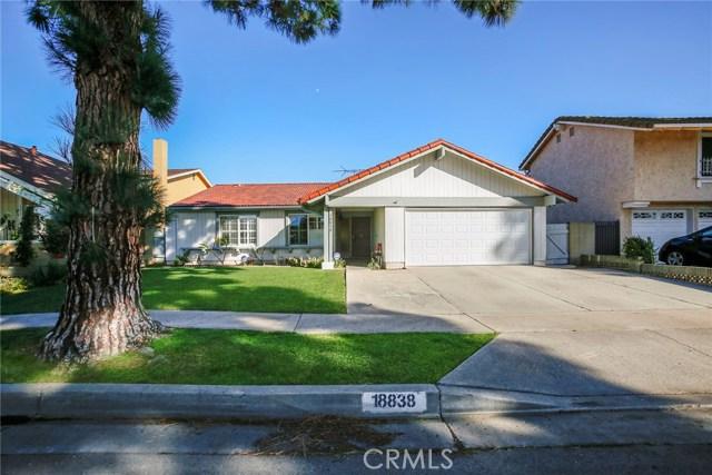 18838 Stefani Avenue, Cerritos, CA 90703