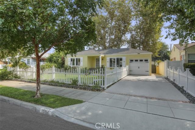 1504 W Chandler Boulevard, Burbank, CA 91506