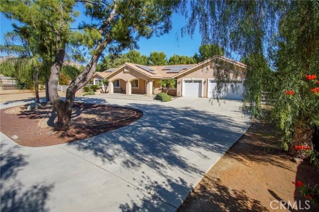 25382 Charina Lane, Homeland, CA 92548
