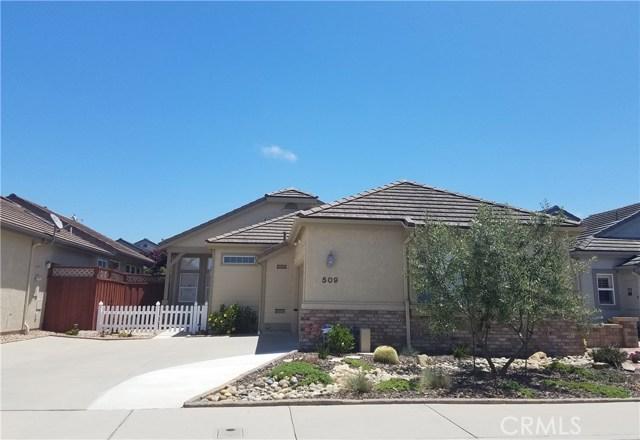 509  Morning Rise Lane, Arroyo Grande in San Luis Obispo County, CA 93420 Home for Sale