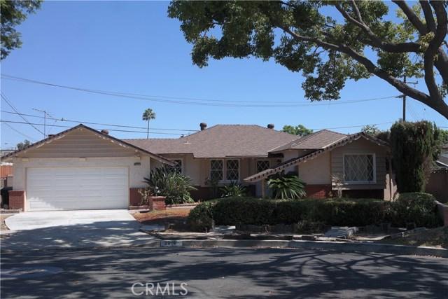 2616 W Skywood Place, Anaheim, CA 92804