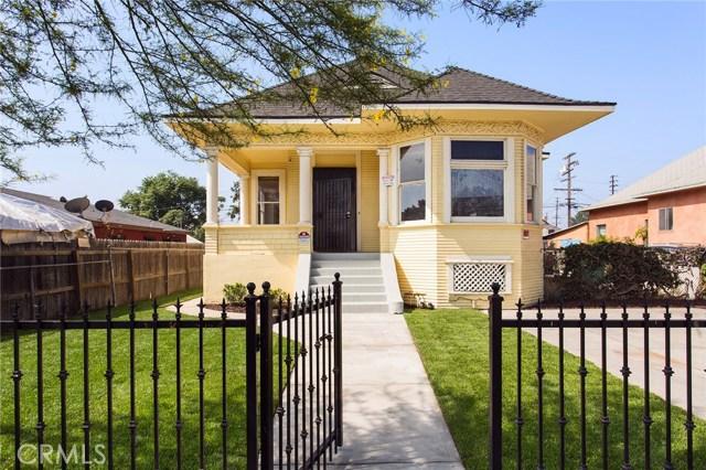 1322 E Adams Boulevard, Los Angeles, CA 90011