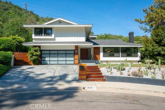 3615 Mesa Lila Lane, Glendale, CA 91208