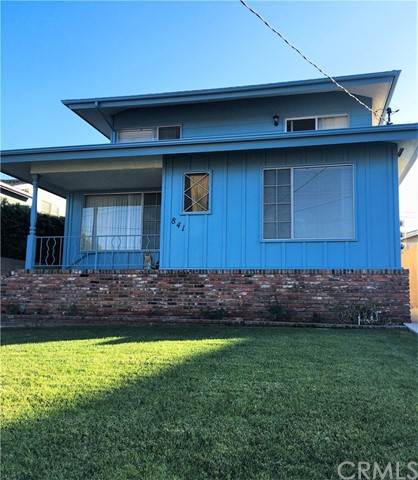 841 25th, San Pedro, California 90731, 2 Bedrooms Bedrooms, ,1 BathroomBathrooms,Apartment,For Lease,25th,PV19260100