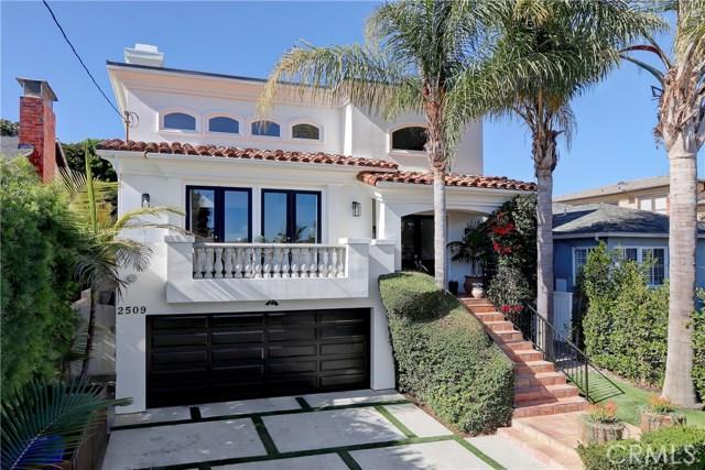 2509 Poinsettia Avenue, Manhattan Beach, CA 90266